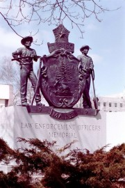 Law Enforcement Officers Memorial (2001)