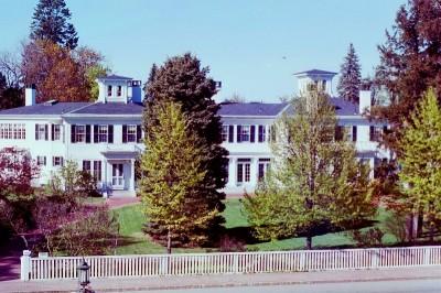 James G. Blaine House (2001)