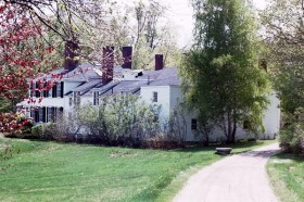 Benjamin Vaughan Homestead in Hallowell (2005)