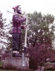 Paul Bunyan Statue (2001)