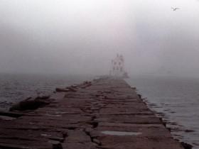 Rockland Harbor Breakwater (2001)