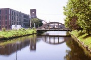 Bridge over Canal in Lewiston (2001)