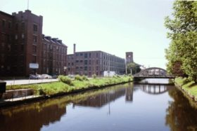 Bates Mill and Canal (2001)