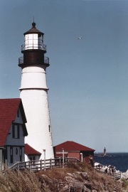 Portland Head Light (2001)