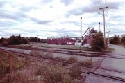 Railroad Tracks and Mill (2001)