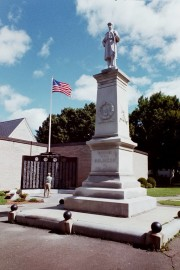 Civil War and Other Veterans Memorial (2001)