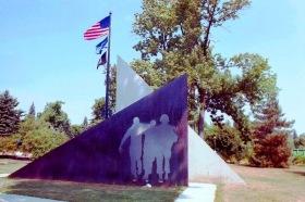 Vietnam War Memorial in the Park (2001)