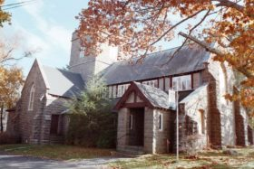 St. Mary's-by-the-Sea Episcopal Church (2001)
