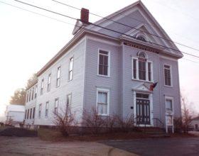 Mallett Hall (2001)