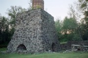 19th Century Katahdin Iron Works Blast Furnace (2002)