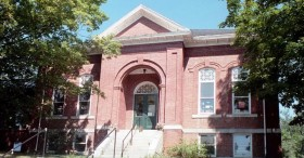 Guilford Memorial Library (2002)