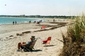 Pine Point Beach in Scarborough (2002)