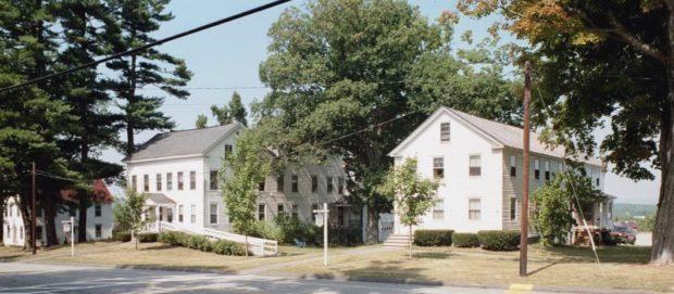 Kent's Hill School buildings along Route 17 (2002)