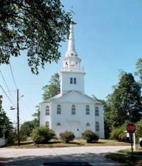 North Yarmouth and Freeport Baptist Meetinghouse (2002)