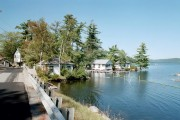 Castle Island Camps on Long Pond (2002)