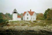 Curtis Island Light, Camden Harbor, Penobscot Bay (2002)