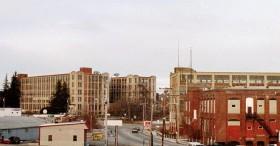 Mills near Downtown Sanford (2002)
