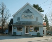 Alfred Country Store in Alfred (2003)