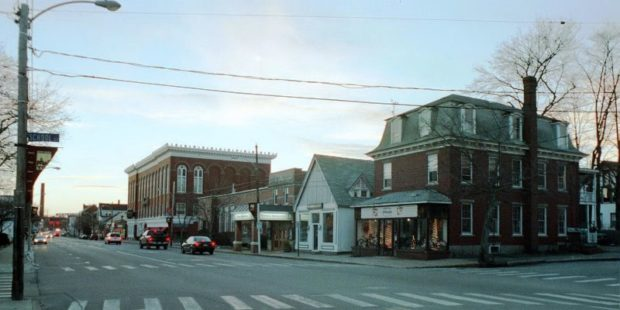 Main Street in the Historic District (2003)