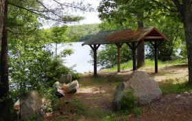 Little Pennesseewassee Pond Rest Area (2003)