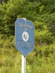 Sign: Welcome to Poland (2004)