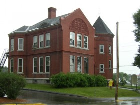 Skowhegan Free Public Library (2003)