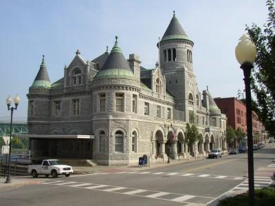 Old Augusta Post Office (2003)