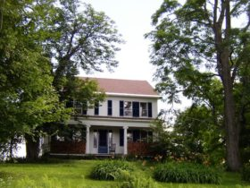 Ingalls House in Mercer Village (2003)