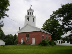 New Sharon Congregational Church (2003)