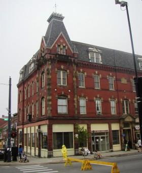 Masonic Building (2003)