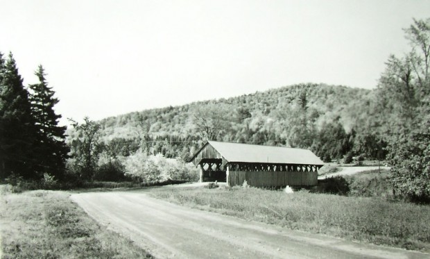Bennett Covered Bridge, 1901 (c. 1935)