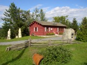 Tante Blanche Museum and Historical Society in Madawaska on U.S. Route 1