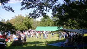 """Old Home Days"" in Sherman (2003)"