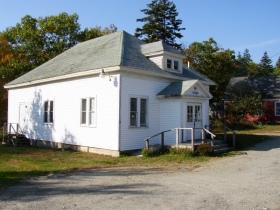 Deer Isle Grange (2003)