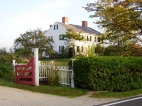 E. B. White home in Brooklin (2003)