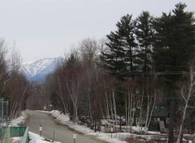 Mount Katahdin from Millinocket (2004)