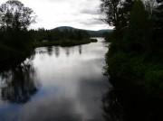 Moose River Entering Wood Pond (2004)