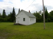 Small Meetinghouse, Dennistown Plantation (2004)