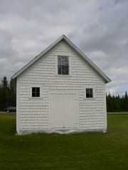 Small Meetinghouse, Route 201/6 (2004)