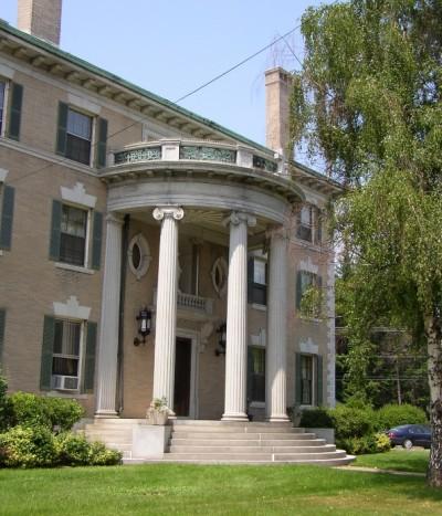 Gov. John F. Hill Mansion (2004)