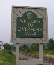 Sign: Welcome to Livermore Falls (2004)