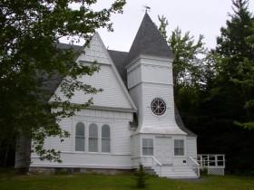 West Gouldsboro Union Church (2004)