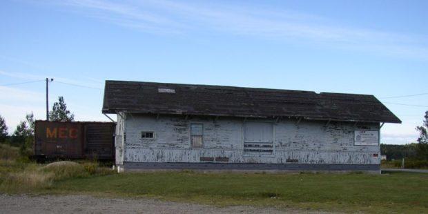 Machias Railroad Station (2004)