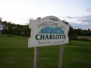 Sign: Welcome to Charlotte (2004)