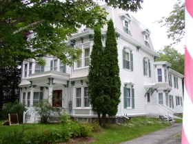 Arthur L. Stewart House in the District (2004)