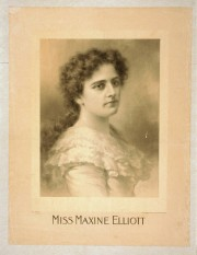 Miss Maxine Elliott