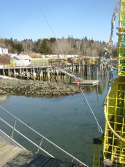 Wharf in Friendship Harbor (2005)