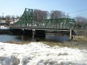 Former Draw Bridge in Thomaston (2005)