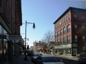Downtown Rockland (2005)