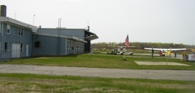 Terminal Building at DeWitt (2005)